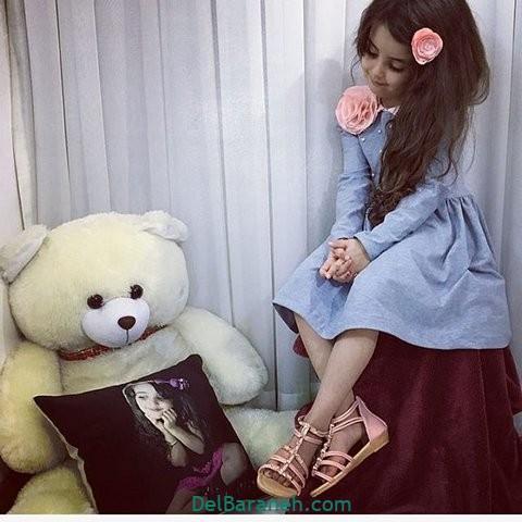 لباس مجلسی دختر بچه (۳)