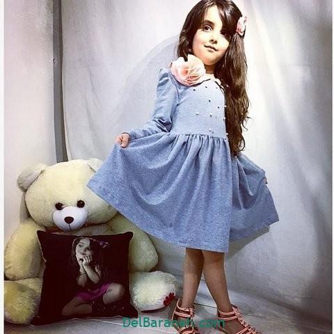 لباس مجلسی دختر بچه (۴)