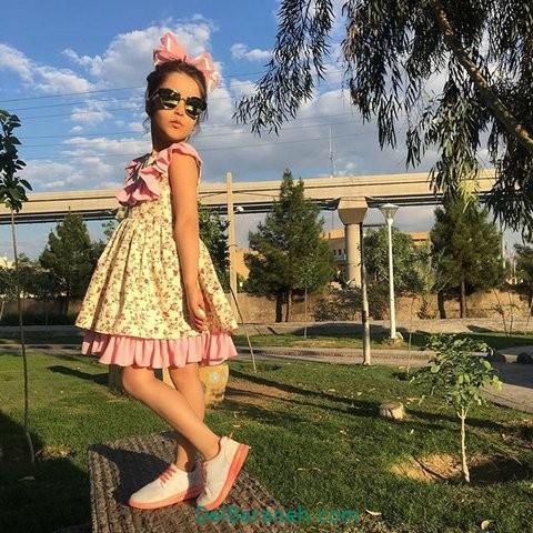 لباس مجلسی دختر بچه (۵)