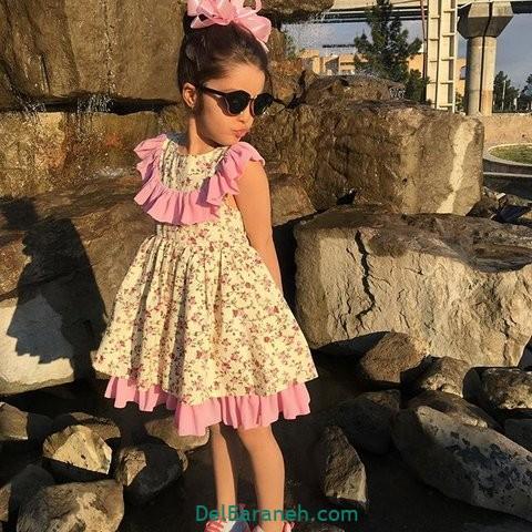 لباس مجلسی دختر بچه (۶)