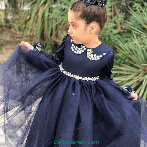 لباس مجلسی دختر بچه (۸)