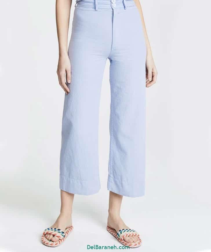 لباس گشاد انتخاب لباس گشاد مناسب برای فرم اندام شما (۱)