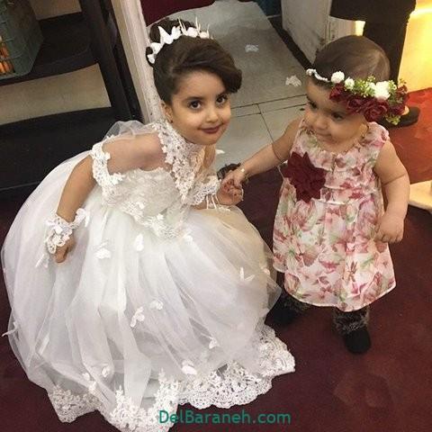 مدل لباس دختر بچه (۴)