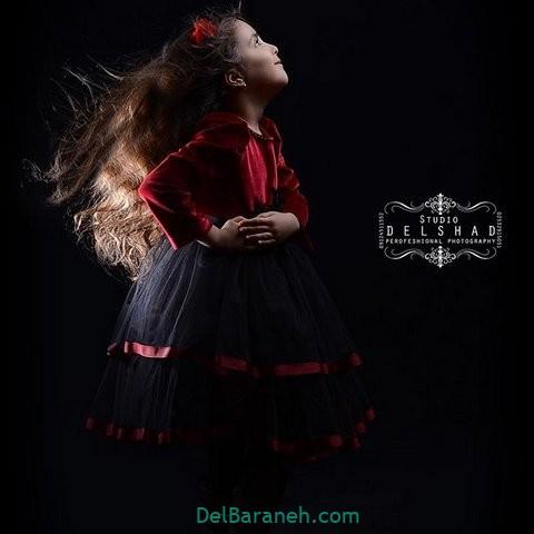 مدل لباس دختر بچه (۴۶)