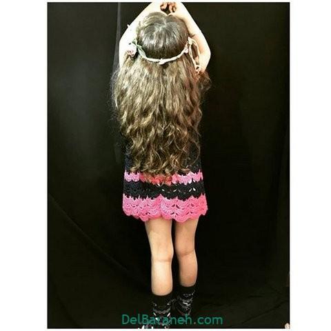 مدل لباس دختر بچه (۴۷)