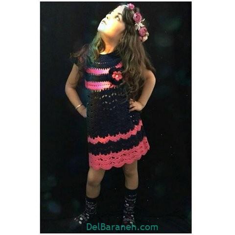 مدل لباس دختر بچه (۴۸)