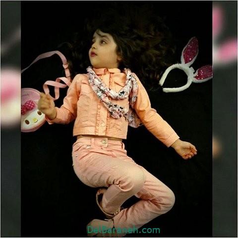 مدل لباس دختر بچه (۷)