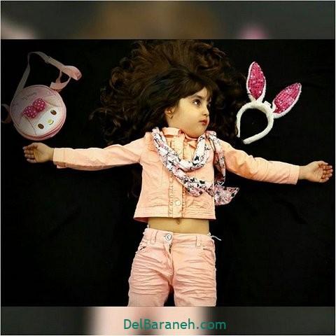 مدل لباس دختر بچه (۸)