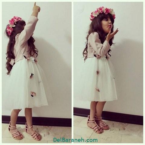 مدل لباس دختر بچه (۹)