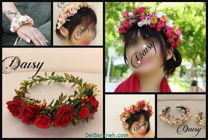 تاج گل طبیعی (۱)