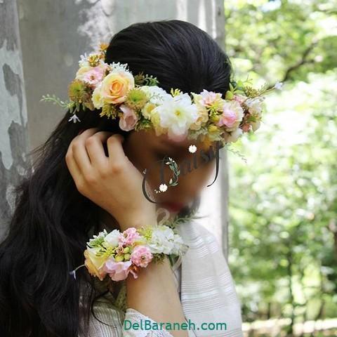 تاج گل طبیعی (۱۰)