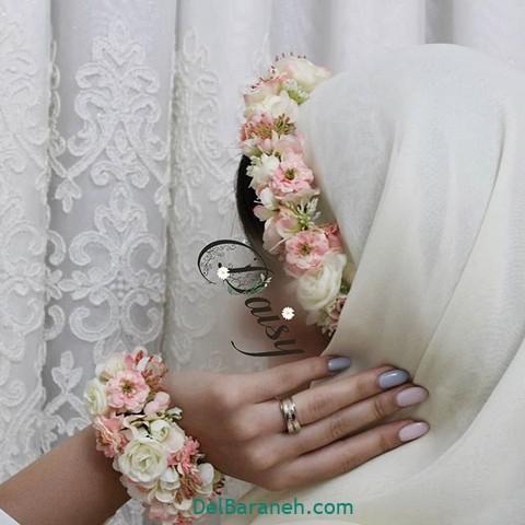 تاج گل طبیعی (۱۴)