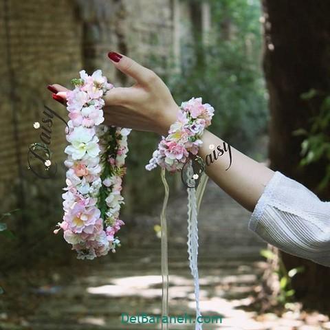 تاج گل طبیعی (۲۵)