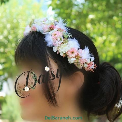 تاج گل طبیعی (۴)