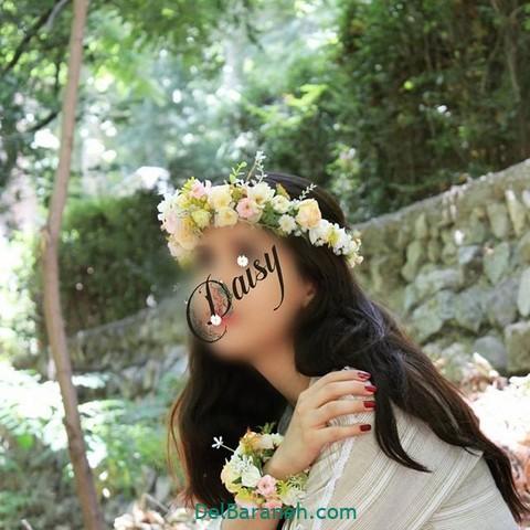 تاج گل طبیعی (۹)