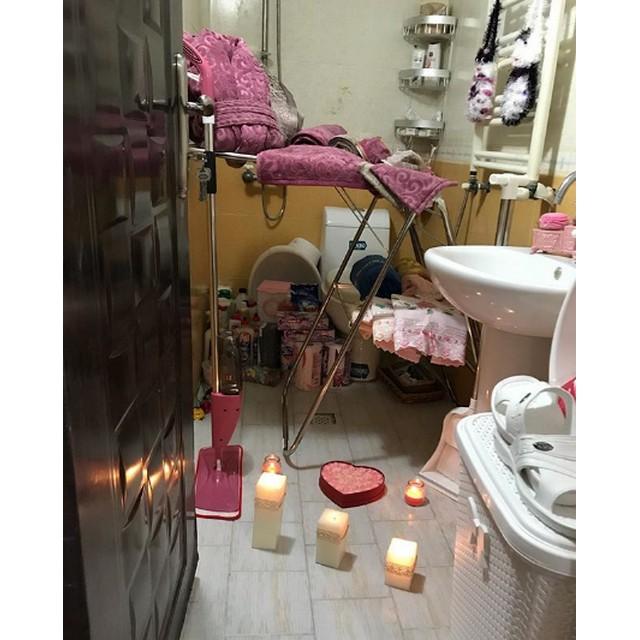 تزیین حمام عروس (۳)