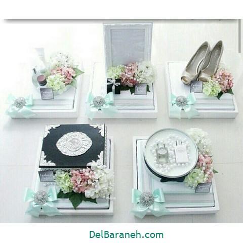 تزیین عیدی عروس داماد (۱۴)