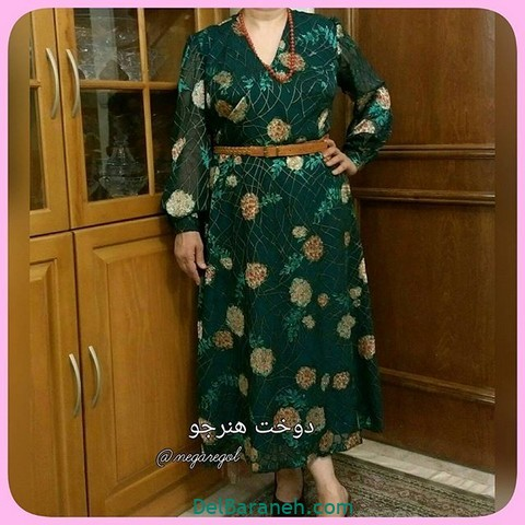 لباس سبز (۱۳)