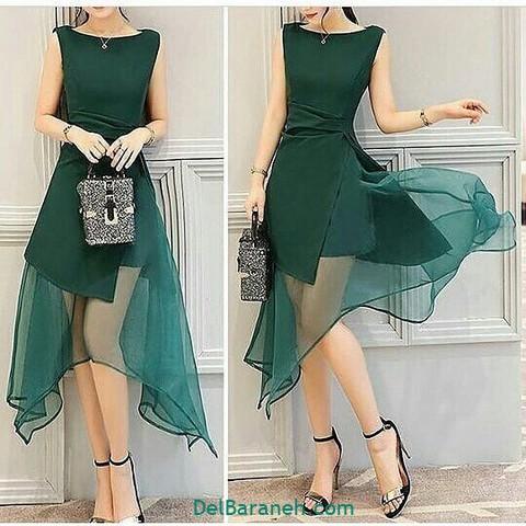 لباس مجلسی سبز (۲۱)