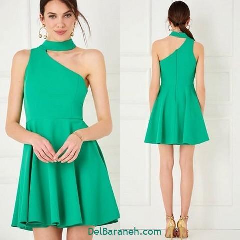 لباس مجلسی سبز (۲۳)
