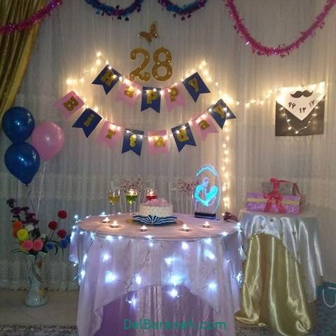 میز تولد همسر (۳۵)