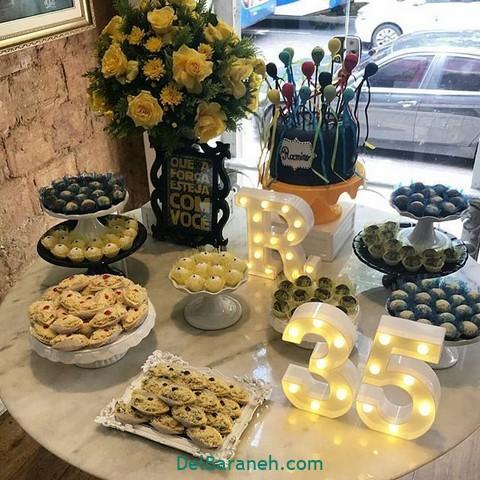 میز تولد همسر (۳۹)