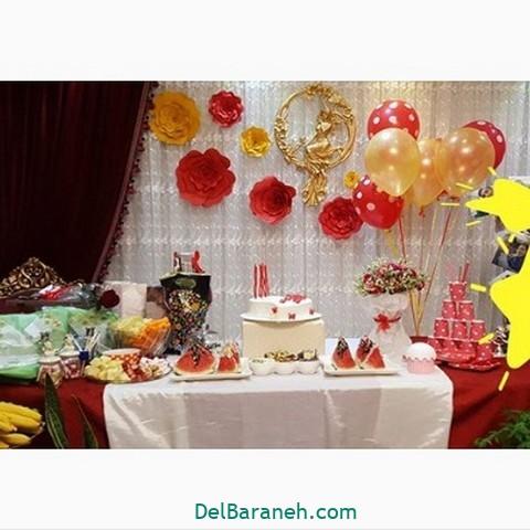 میز تولد همسر (۴۴)
