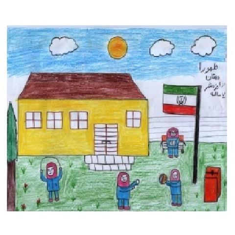 نقاشی اول مهر کودکان (۳)