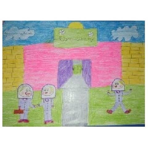 نقاشی اول مهر کودکان (۵)
