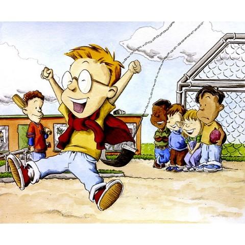 نقاشی شروع مدرسه (۳)