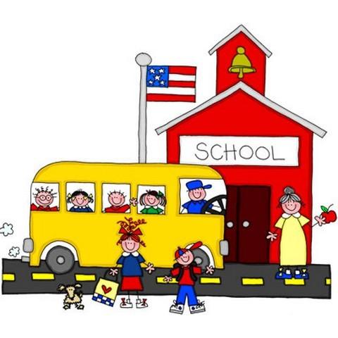 نقاشی شروع مدرسه (۴)