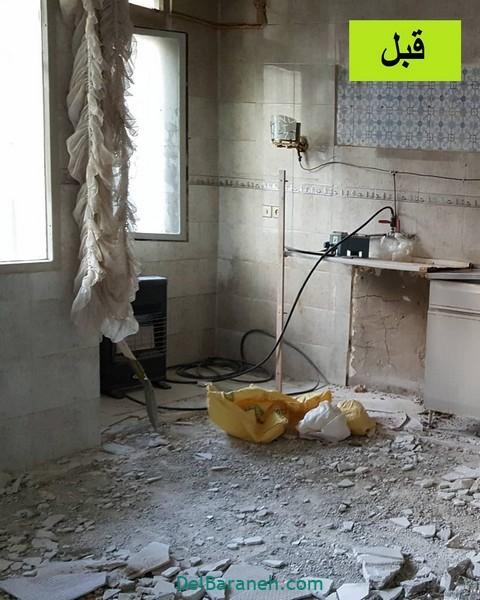 بازسازی خانه قدیمی (۱۳)