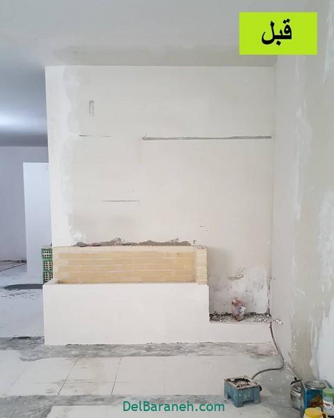 بازسازی خانه قدیمی (۵)