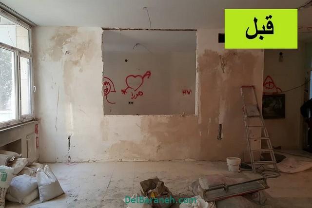 بازسازی خانه قدیمی (۷)