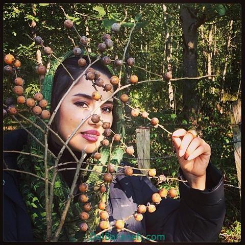 بیوگرافی شیدا یوسفی عکس های اینستاگرام شیدا یوسفی (۱)