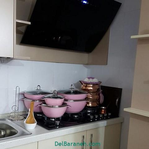 تزیین آشپزخانه عروس (۱۴)