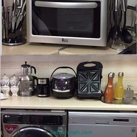 تزیین آشپزخانه عروس (۱۹)