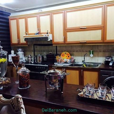 تزیین آشپزخانه عروس (۲۸)