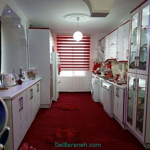 تزیین آشپزخانه عروس (۵)
