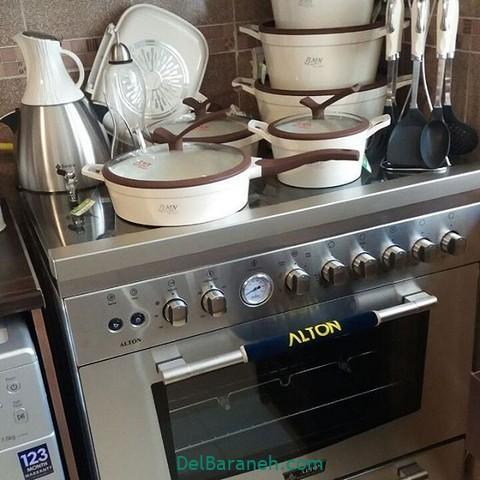 تزیین آشپزخانه عروس (۶)