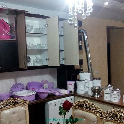تزیین آشپزخانه عروس (۸)