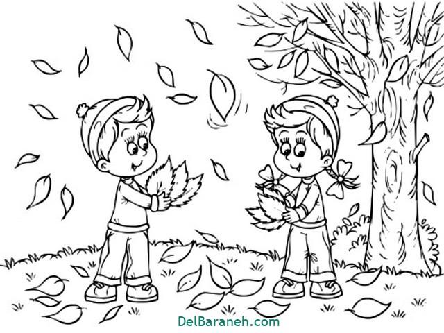 رنگ آمیزی پاییز (۱۴)
