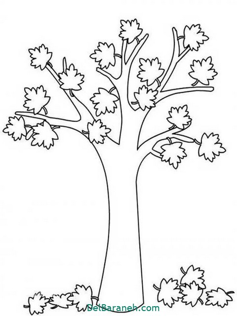 رنگ آمیزی پاییز (۵)