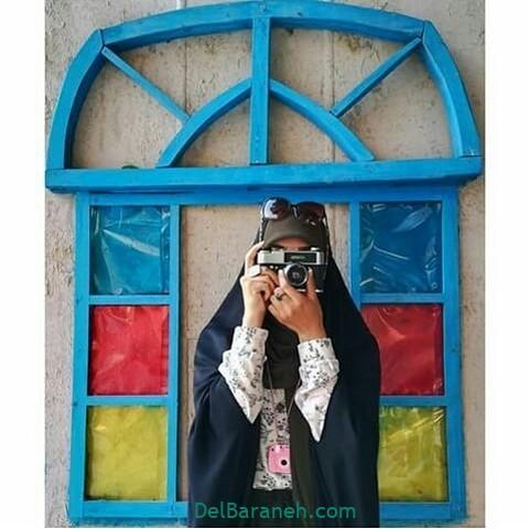 عکس دختر چادری (۱۹)
