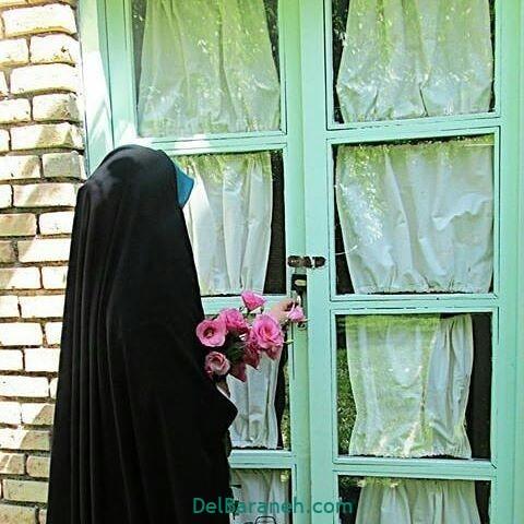 عکس دختر چادری (۲۲)