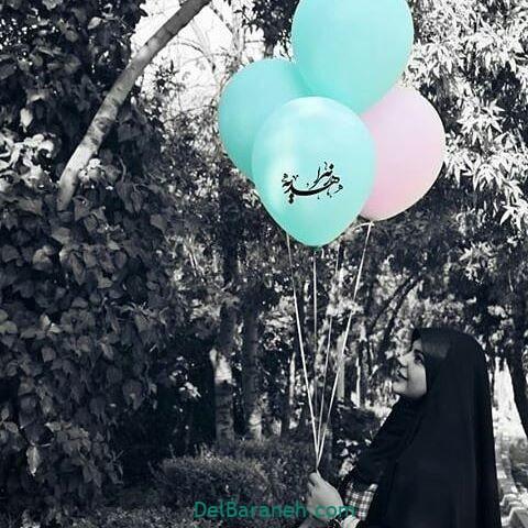 عکس دختر چادری (۲۳)
