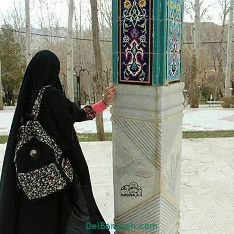 عکس دختر چادری (۲۴)