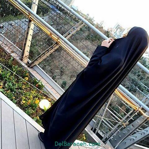 عکس دختر چادری (۲۶)