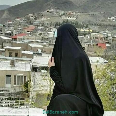 عکس دختر چادری (۲۷)