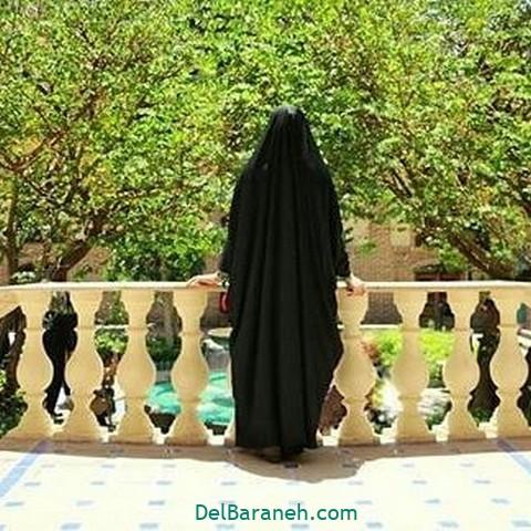 عکس دختر چادری (۲۸)